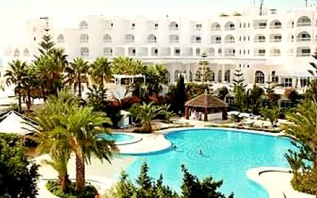 Tunisko - Hammamet letecky na 7-8 dnů, all inclusive