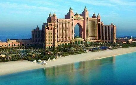 Spojené arabské emiráty - Dubaj letecky na 6-8 dnů, polopenze
