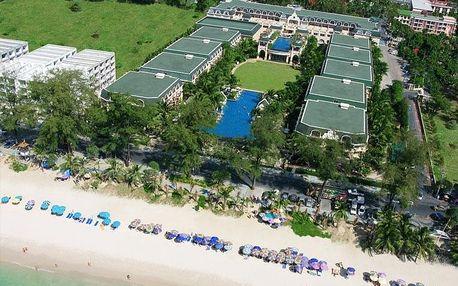 Thajsko - Phuket na 9 dní, snídaně s dopravou letecky z Prahy, Phuket