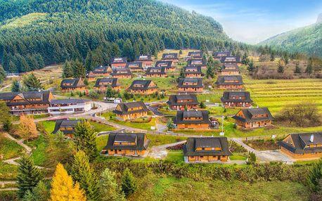 Tradiční resort na Slovensku: polopenze i relax