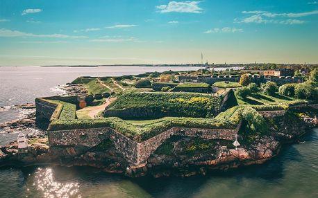 Hlavní města Pobaltí a Helsinky | 2 noci se snídaní | 5denní poznávací zájezd do Pobaltí a Finska