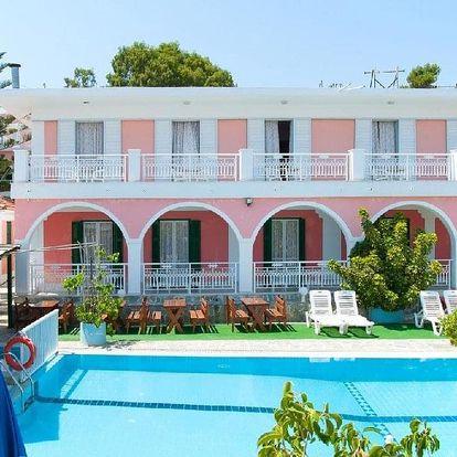 Řecko - Zakynthos na 8 až 11 dní, bez stravy s dopravou letecky z Brna, Zakynthos