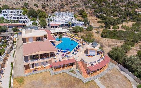 Řecko - Rhodos na 11 až 12 dní, bez stravy s dopravou letecky z Brna, Rhodos