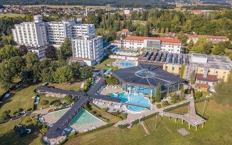 Slovinsko - Slovinské lázně na 3 dny, snídaně nebo polopenze, Slovinské lázně