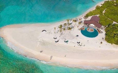 Maledivy - na 13 dní, plná penze s dopravou letecky z Prahy