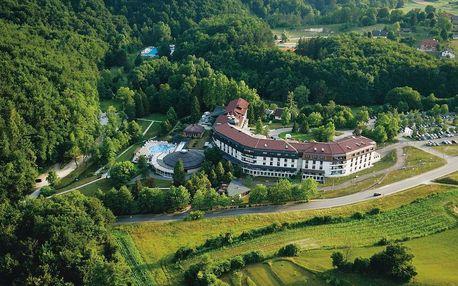 Slovinsko - Slovinské lázně na 3 dny, snídaně, Slovinské lázně