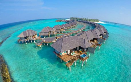 Maledivy - na 9 dní, snídaně, polopenze nebo all inclusive s dopravou letecky z Prahy
