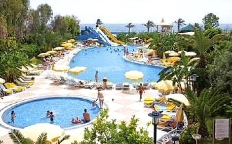 Turecko - Alanya letecky na 7-13 dnů, all inclusive