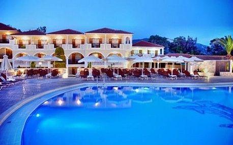 Řecko - Zakynthos na 8 dní, polopenze s dopravou letecky z Brna, Zakynthos