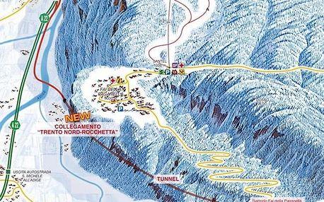Itálie - Trentino na 3 až 8 dní, polopenze, Trentino
