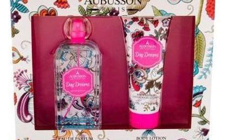 Aubusson Day Dreams dárková kazeta pro ženy parfémovaná voda 100 ml + tělové mléko 100 ml