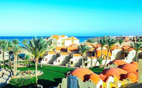 Egypt - Marsa Alam na 8 až 9 dní, all inclusive s dopravou letecky z Prahy, letecky z Katowic nebo letecky, Marsa Alam