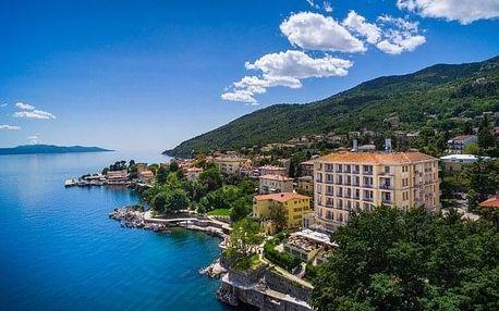 Chorvatsko - Istrie na 3 dny, polopenze, Istrie