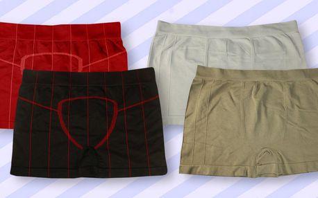 Dvojbalení bezešvých boxerek: 9 variant