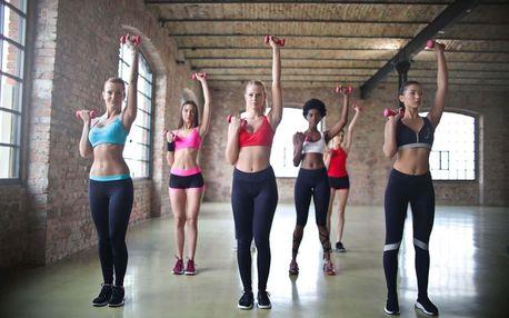 Fitness permanentka: Skupinové lekce v Praze