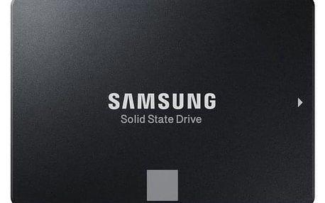 Samsung EVO 860 500GB černý (MZ-76E500B/EU)