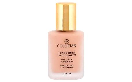 Collistar Perfect Wear Foundation SPF10 30 ml voděodolný tekutý make-up pro ženy 0 Cameo