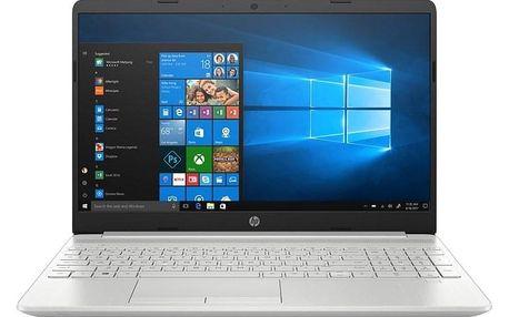 HP 15-dw0600nc stříbrný (8NE99EA#BCM)
