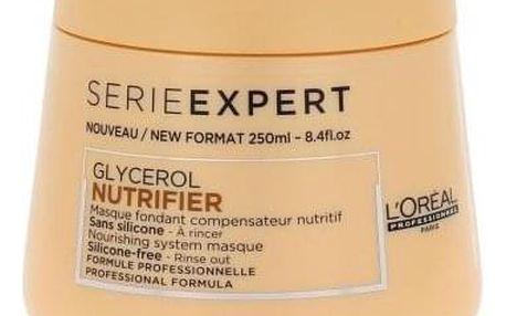 L´Oréal Professionnel Série Expert Nutrifier 250 ml maska pro suché a poškozené vlasy pro ženy