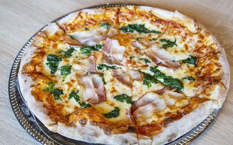 Křupněte si: Dvě pizzy dle výběru ze 12 druhů