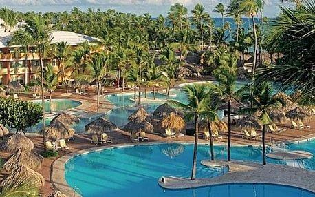 Dominikánská republika letecky na 9-12 dnů, all inclusive