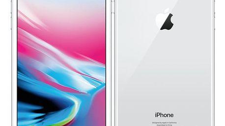 Mobilní telefon Apple iPhone 8 Plus 256 GB - Silver (MQ8Q2CN/A)
