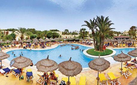 Tunisko - Djerba letecky na 11-15 dnů, all inclusive