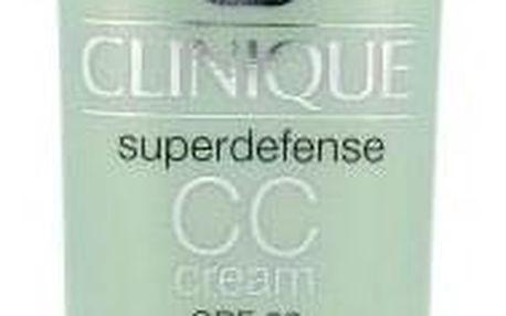 Clinique Superdefense SPF30 40 ml tónovací pleťový krém pro ženy Light