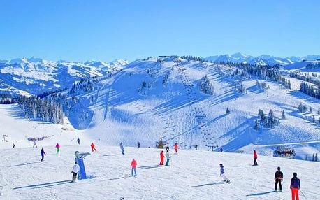 Rakouské Alpy: zima v Hotelu Alpenrose *** Tauplitzalm s plnou penzí a saunami