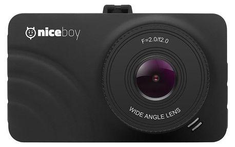Autokamera Niceboy PILOT Q1 černá