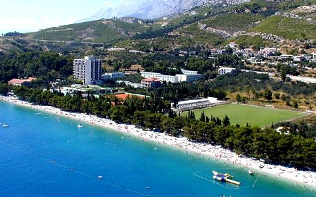 Chorvatsko - Tučepi na 8-10 dnů, all inclusive