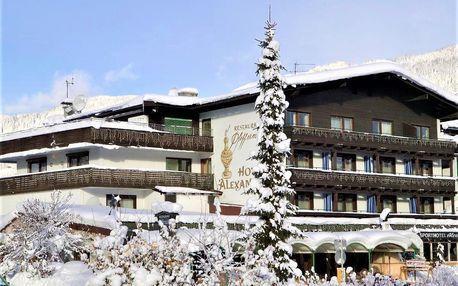 Rakousko - Brixental na 3-9 dnů, snídaně v ceně