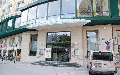 Rakousko - Bad Gastein na 3 dny, polopenze