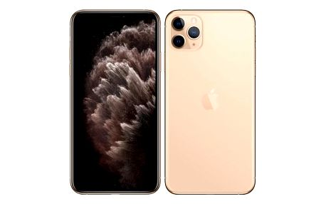 Apple iPhone 11 Pro Max 256 GB - Gold (MWHL2CN/A)