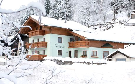 Rakousko - Saalbach - Hinterglemm na 3-7 dnů, snídaně v ceně