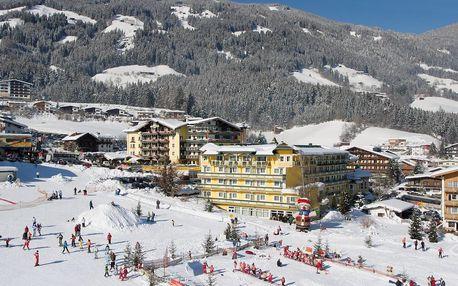 Rakousko - Zillertal na 3 dny, polopenze