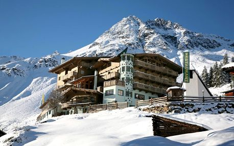 Rakousko - Sölden - Ötztal na 3 dny, polopenze