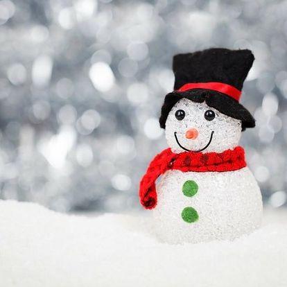 Vánoční stromeček, cukroví, štědrovečerní večeře na 4 noci v zařízení Hotel Maxov