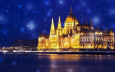 Adventní zájezd do Budapešti a Győru na 2 noci