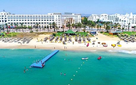 Tunisko - Hammamet letecky na 14-15 dnů, all inclusive