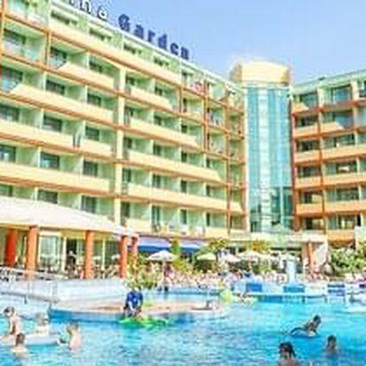 Bulharsko - Slunečné pobřeží letecky na 7-10 dnů, ultra all inclusive