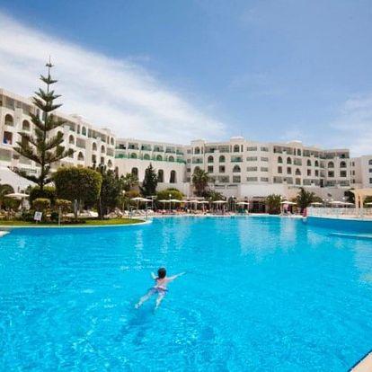 Tunisko - Hammamet letecky na 8-12 dnů, all inclusive