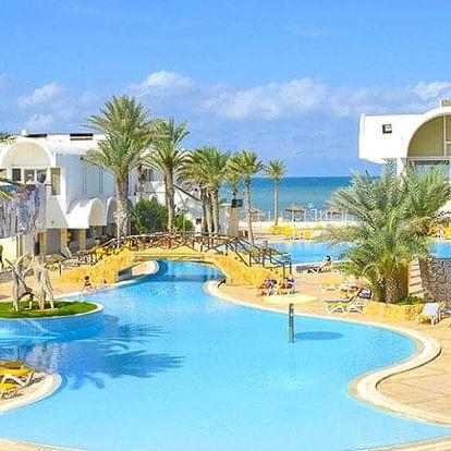 Tunisko - Djerba letecky na 13-15 dnů, all inclusive