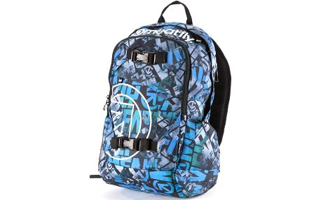 Batoh Meatfly Basejumper coma blue 20l
