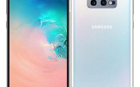 Mobilní telefon Samsung S10e (SM-G970FZWDXEZ) bílý