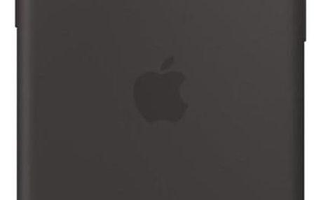 Apple Silicone Case pro iPhone 11 Pro černý (MWYN2ZM/A)