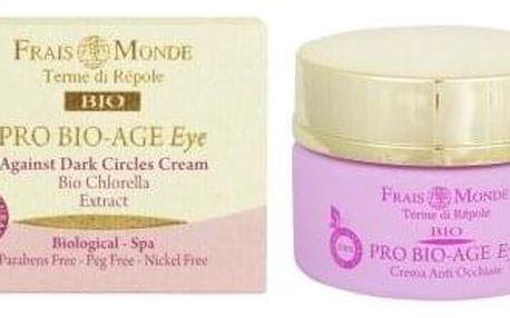Frais Monde Pro Bio-Age Against Dark Circles Eye Cream 30 ml pleťová péče proti kruhům pod očima pro ženy