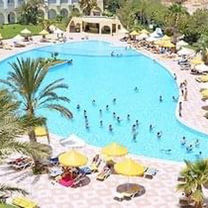 Tunisko - Djerba letecky na 7-12 dnů, all inclusive