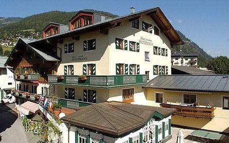 Rakousko - Kaprun / Zell am See na 3 až 8 dní, polopenze, Kaprun / Zell am See