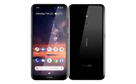 Nokia 3.2 černý (719901071451)